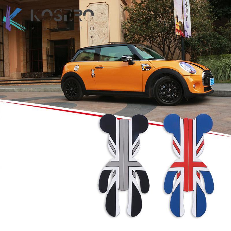 Автомобильная наклейка для двери против столкновений, утолщенная защита, украшения, аксессуары для BMW MINI Cooper S JCW ONE F54 F55 F56 F57 F60