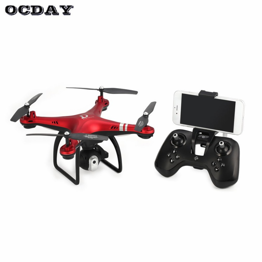 2019 X8 RC Drone 2.4G FPV Quadcopter with Adjustable Camera Altitude Hold Headless Mode 3D-Flip 18mins Long Flight tz