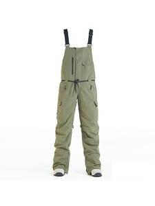 Overalls Snow-Pants Waterproof Men Ski-Equipment Clothing Siamese And Warm Women's