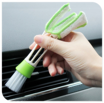 auto Car Clean Tools Cleaning Brush air Vent outlet for BMW all series 1 2 3 4 5 6 7 X E F-series E46 E90 F09 image