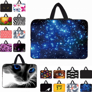 10 12 13 14 15 17 Inch Laptop Carry Bag Neoprene Sleeve Case Notebook Chroembook Accessories For HP Envy Macbook Lenovo Thinkpad