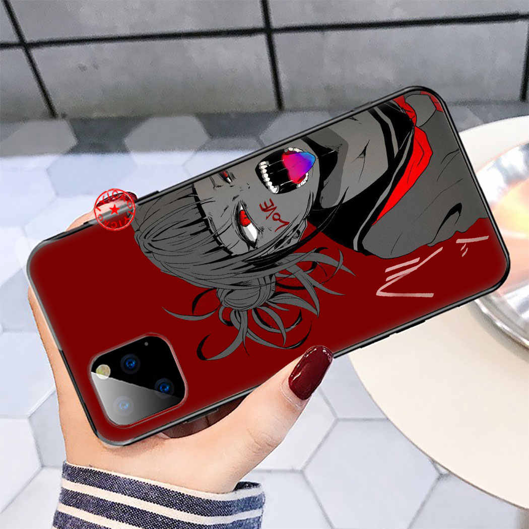 Cô Gái Toga Waifu Toga Himiko Silicone Mềm Dành Cho iPhone 11 Pro XR X XS Max 6 6S 7 8 Plus 5 5S SE