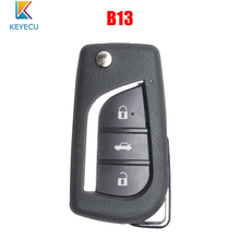 Keyecu אוניברסלי מרחוק B סדרת עבור KD900 KD900 +, KEYDIY מרחוק מפתח B13