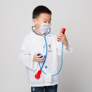 Image 4 - Umorden Disfraz de astronauta para niños, Doctor, enfermera, bombero, juego de rol, conjunto para niños y niñas, vestido de fiesta de fantasía