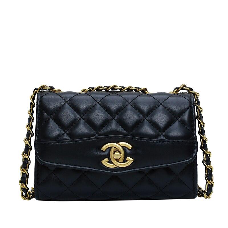 Luxury Handbags Women Bag Designer Shoulder Bag Messenger Famous Brand Small Handbag Woman Crossbody Bags For Women 2019