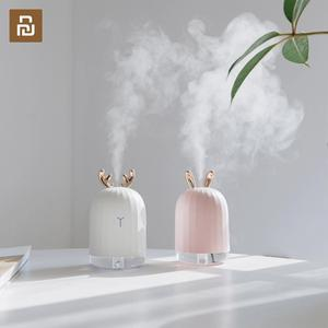 Image 1 - Youpin Y Mini USB Ultrasonic Mister Aroma Essential Diffuser Aromatherapy Car Air for Office Home LED Night Light