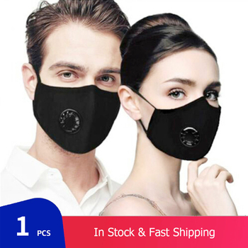 1 Pcs Face Madks Reusable Welding Masks With Breathing Valve With 2 Carbon Filter Masker Mascherine Mascarillas Masque