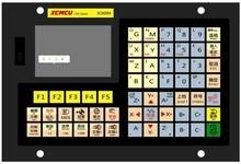 Frezowanie cnc System 1 6 osiowy kontroler offline XC609M tabliczka zaciskowa sterowanie grawerką w połączeniu z ekranem dotykowym hmi