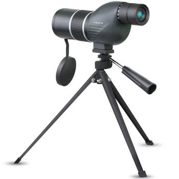 PRONITE 12-36X50S Bird Mirror Monocular HD Hgh Mgnification Telescope