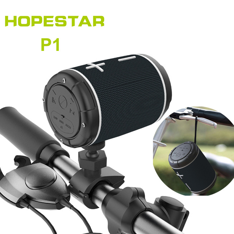 Powerful IPX7 Waterproof Portable <font><b>Bikes</b></font> Bluetooth <font><b>Speaker</b></font> Bicycle Column Shower Acoustics Boombox Woofer Hands Free+<font><b>Bike</b></font> <font><b>Mount</b></font> image