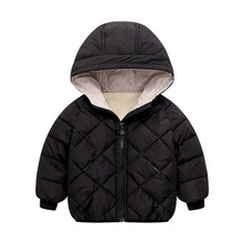 Benemaker Bomber Jacket For Girl Boy Childrens Winter Overalls Clothing Warm Parkas Coats Baby Kids Windbreaker Outerwear YJ026