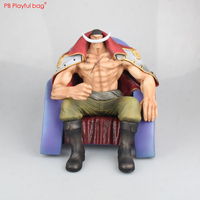 22CM Edward Newgate figure PVC collectible model action figure Japanese Anime collections Novelty Room decoration HD62