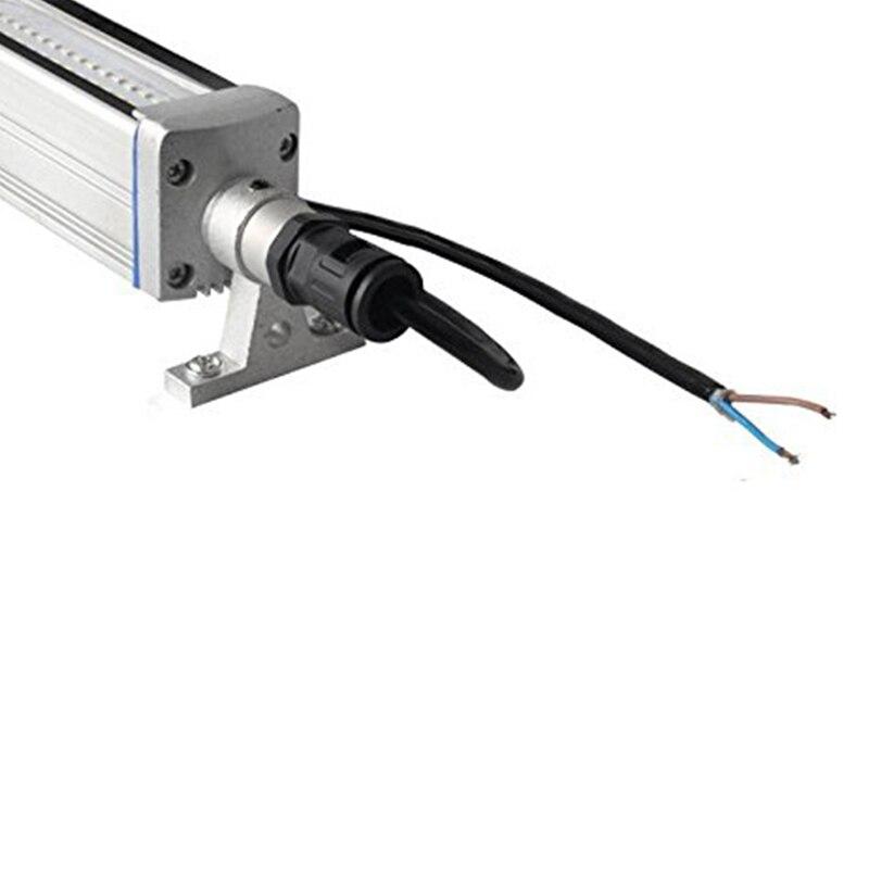 12W 24V Ip68 взрывозащищенный светодиодный светильник/длинный 17,5 дюймов водонепроницаемый Промышленный Станок с ЧПУ светодиодный светильник ing... - 5