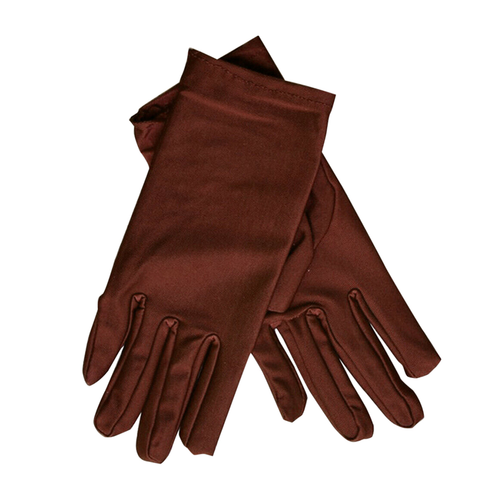 Sunscreen Gloves Summer Ladies Stretch Driving Etiquette Performance Glove Men Solid 6 Colors Casual Hands Protector Anti-static