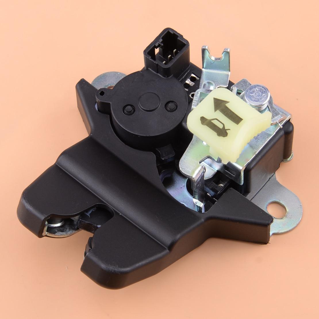Trunk Lock Actuator 3B9827505E Rear Door Lock Latch Actuator Tailgate Trunk Lock