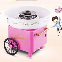 Floss-Maker Candy-Machine Electric Mini Cotton Nostalgia-Trolley Countertop Creative