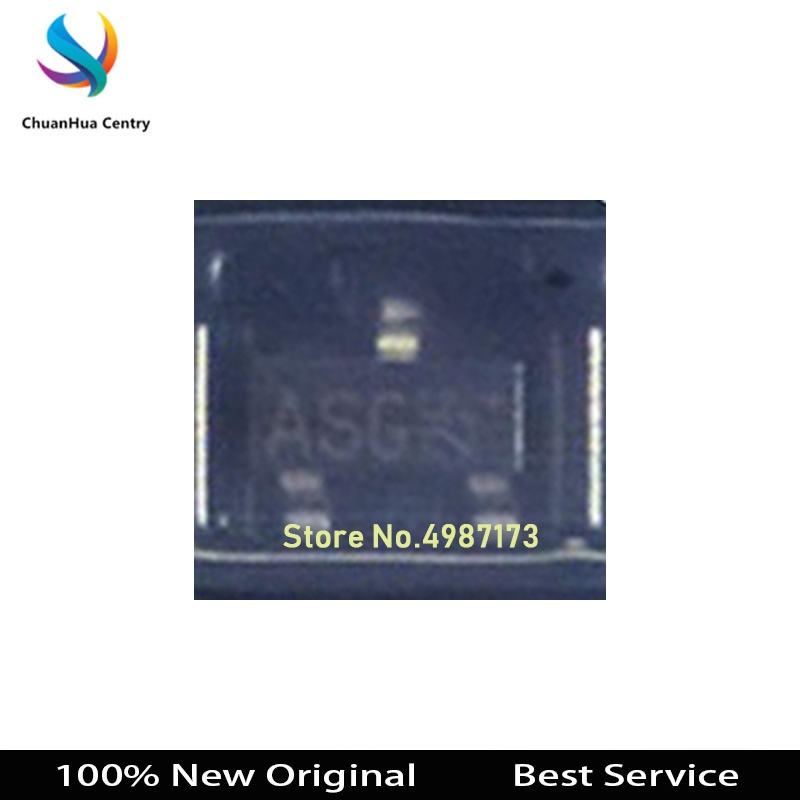 10 Pcs/lot KTA1504S-GR-RTK/P KTA1504S ASG SOT23 New And Original In Stock