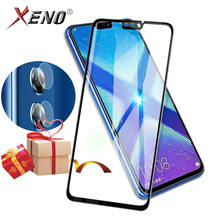 Screen Protector Tempered Glass For Honor 8x 8c 7a 7c play Back Camera Len Film Play Note 10 Protective