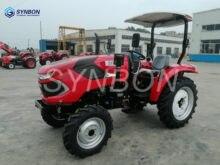 SYNBON nowy 60hp 4WD wielofunkcyjny ciągnik rolniczy ciągnik hydrauliczny wielokrotne narzędzia pomocnicze maszyny rolnicze