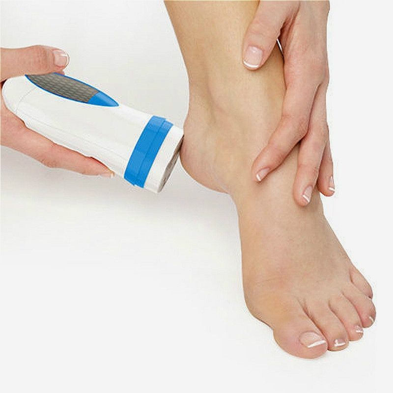 1pcs Portable Foot Care Tool Electric Grinding Foot Care Pedicure Peeling Dead Skin Removal Feet Care Machine Personal Care