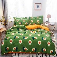 Duvet-Cover House-Bedding-Sets Linens Bed-Sheet Pillow-Case Home-Textile Kid Boy Girl