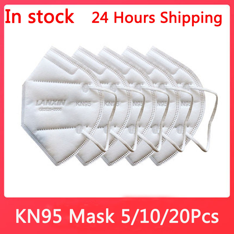 In Stock Maternity KN95 Mask N95 Face Mask PM2.5 Anti-fog Dust Masks Protection Mask For Men Women  Features As KF94 FFP2