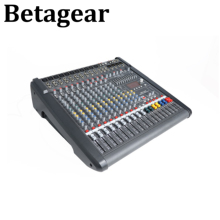Betaggear 10 channel mixer  CMS1000-3/ PM1000-3 digital mixer  dj  professional stage aduio power mixer amolifier 48V phantom