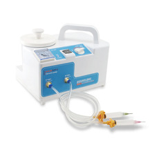 Hearing Aid Vacuum Cleaner Powerful Suction Pump for Cleaning and Pulling Moisture from Hearing Instruments