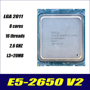 Intel Xeon Processor E5-2650v2 Octa Core SR1A8 No Desktop CPU 100%Normal-Work