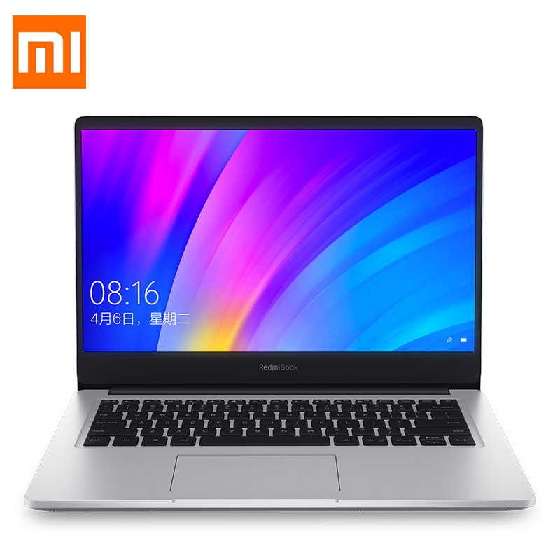 Oryginalny Xiaomi RedmiBook Laptop Pro 14.0 calowy i7-10510U nvidia geforce MX250 8GB DDR4 RAM 512GB SSD Ultra cienki Notebook
