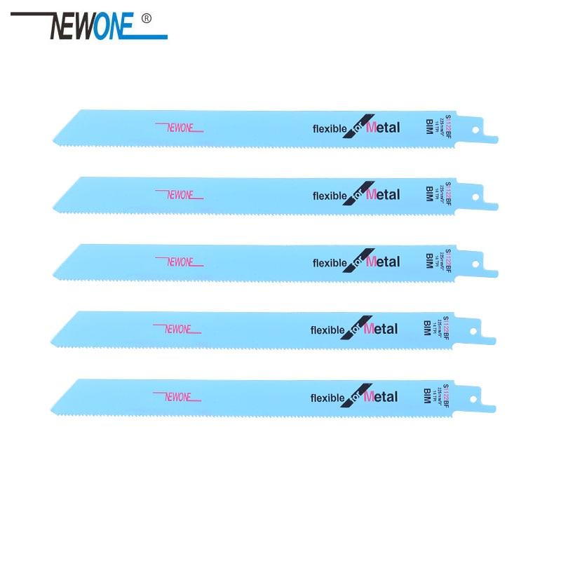 NEWONE 225mm BIM Jig Saw Blades Reciprocating Saw Multi For Wood Metal Reciprocating Saw Power Tools Accessories