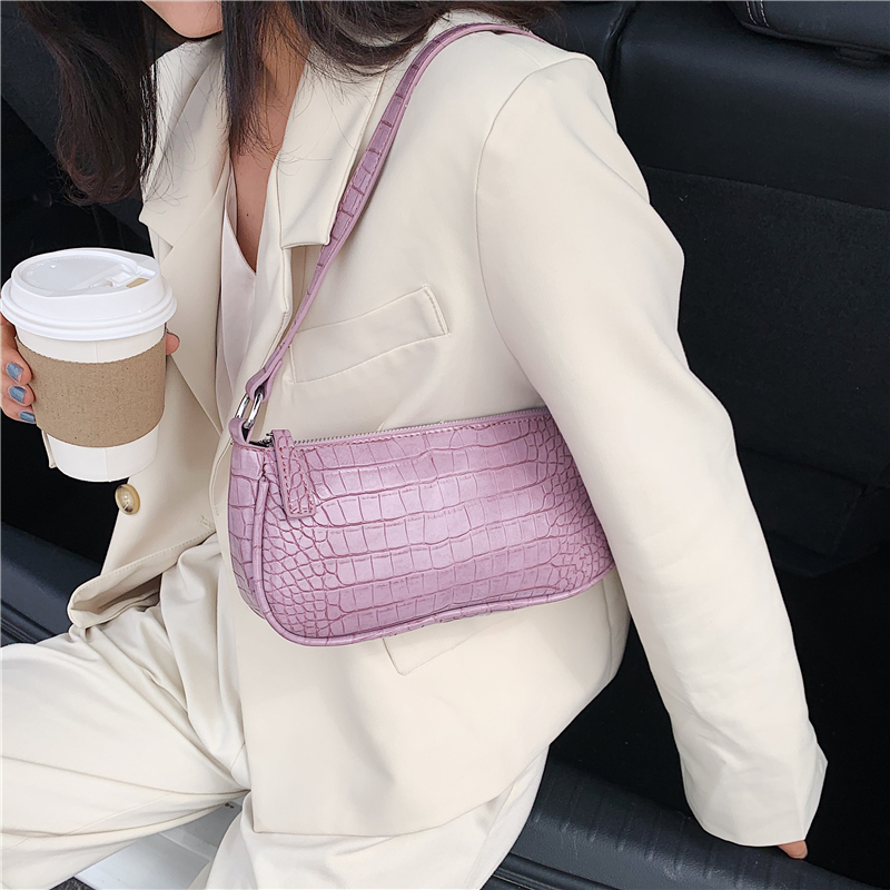 Retro Totes Women Small Shoulder Bag Lady's Vintage Messenger Bags Fashion Handbag And Purse Women Hobos Bag Female Bolsa