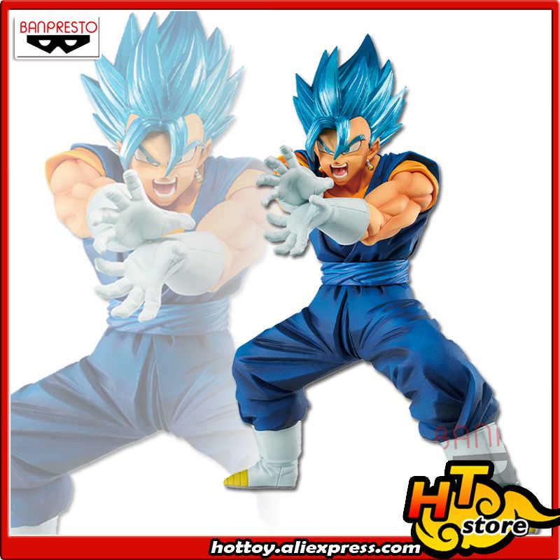 ver.1 Bandai Vegito DRAGON BALL SUPER Figure Vegetto SSGSS Final Kamehameha!