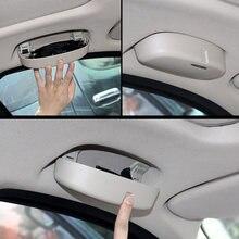Автомобильный Стайлинг автомобиля солнцезащитные очки Чехол