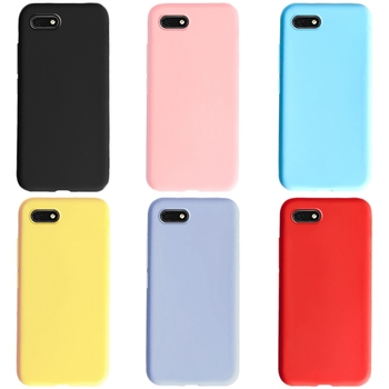 Case For Huawei Y5 2018 DRA-LX2 DRA-L21 Cover Soft TPU Silicon Phone Case For Huawei Y 5 Y5 Prime 2018 Y5 Lite 2018 DRA-LX5 Case image