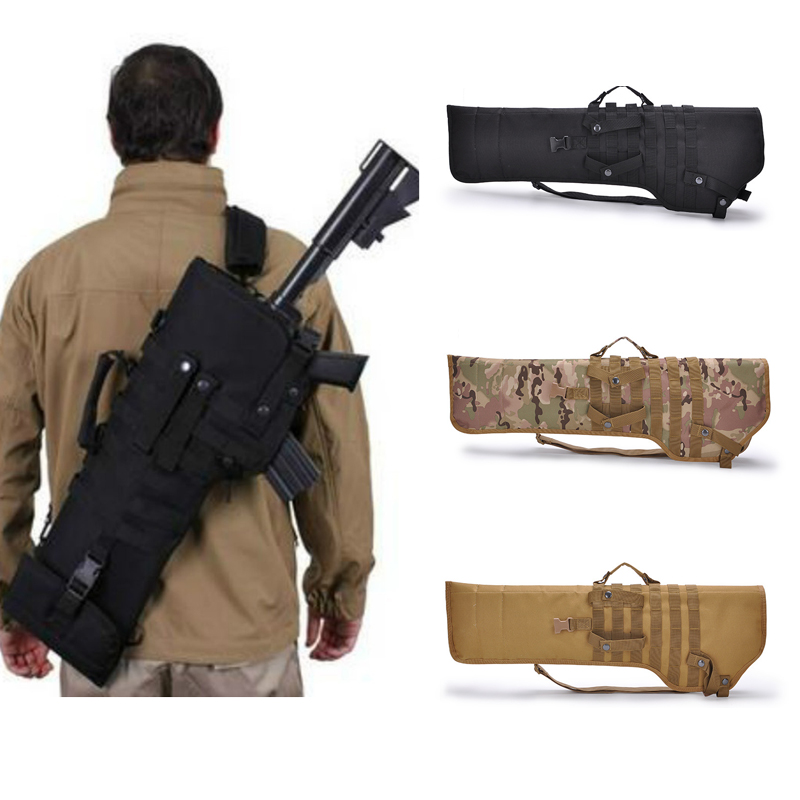 Military Hunting Backpack Holster Assault Hunting Bag Long Gun Protection