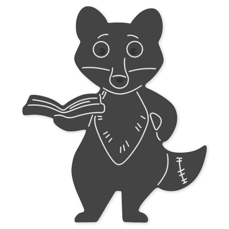 Cartoon Animals Metal Cutting Dies Stencil Scrapbooking Embossing Paper Card DIY