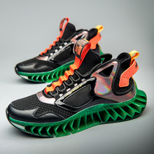 Running-Shoes Wear-Resistant-Sneakers Street Fashion New TPU for Men Tpu-Bottom Non-Slip