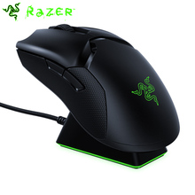 Razer אלחוטי צפע אולטימטיבי Hyperspeed RGB הקל משחקי עכבר אופטי חיישן 20000DPI 8 לתכנות כפתור עבור מחשב