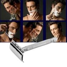 Durable Men Shaver Comfortable Shaving Razors Old Style Doub