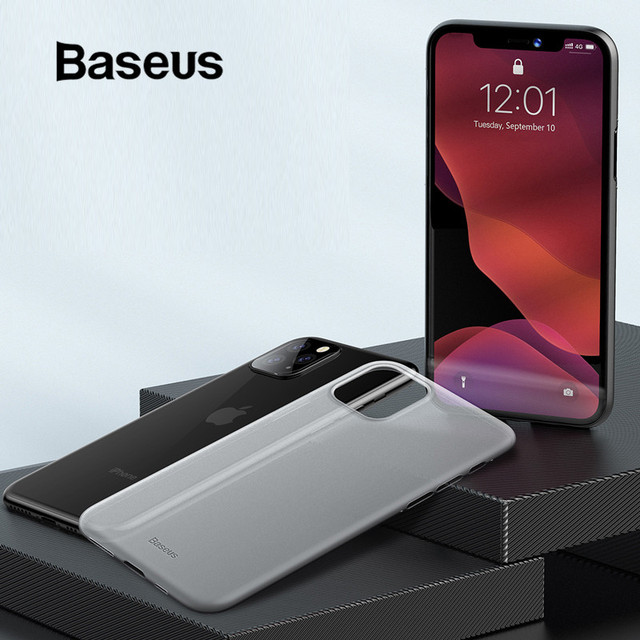 Baseus iPhone 11 Frosted Wing Series Super Thin Protective Back Case Cover
