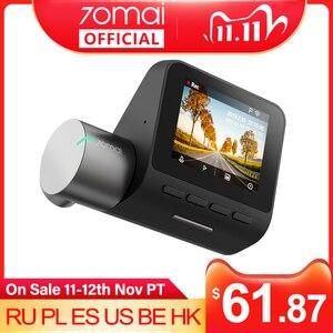 Image 1 - Видеорегистратор 70mai Dash Cam Pro 1944P, видеорегистратор DVR 70MAI Pro с функцией 24 часового наблюдения и управлением голосом, режим парковки, видеорегистратор 70 mai с Wi Fi , угол обзора 140 градусов, ADAS