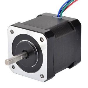 Image 2 - Nema 17 스테퍼 모터 48Mm Nema17 모터 42Bygh 2A 4 Lead (17Hs19 2004S1) 3D 프린터 용 모터 1M 케이블 Cnc Xyz 모터