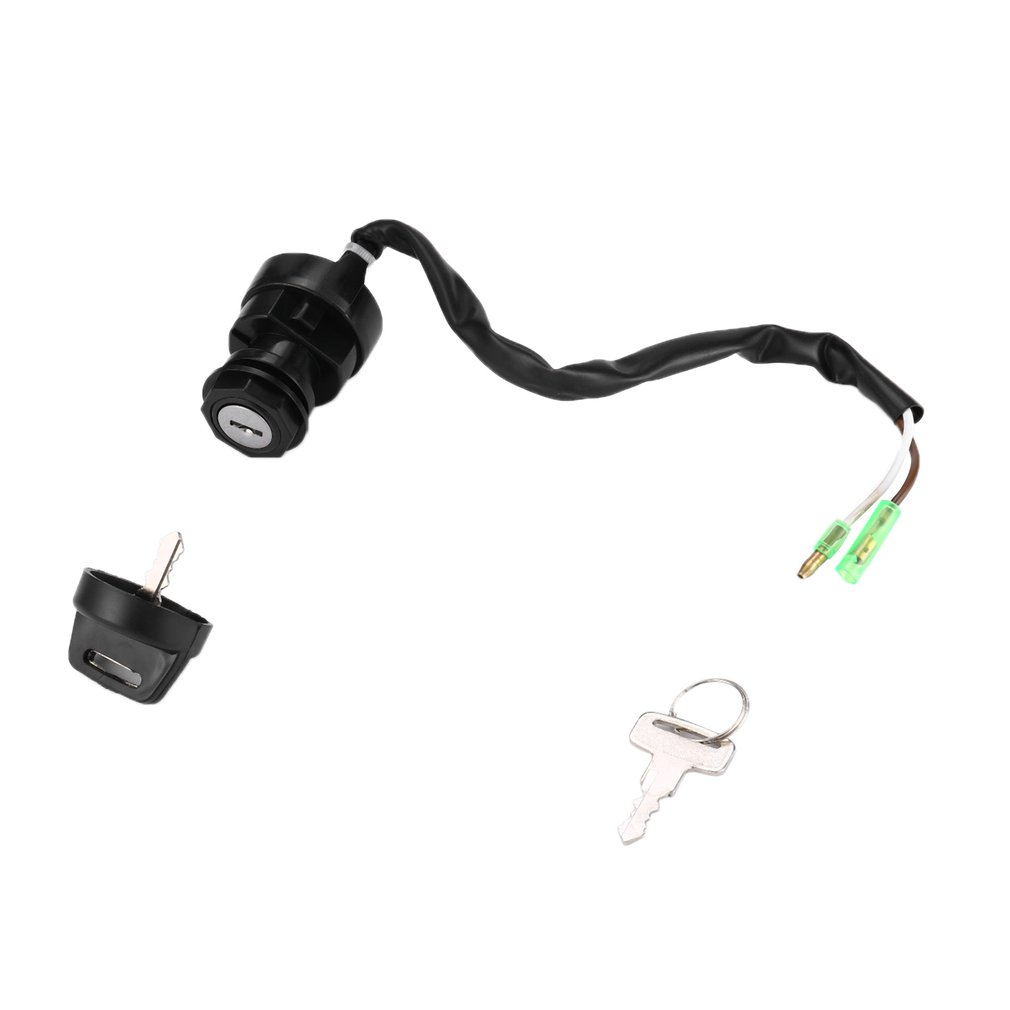 Ignition Key Switch For Kawasaki YFZ450R Mojave1987-1992 KSF250 Essential Accessories