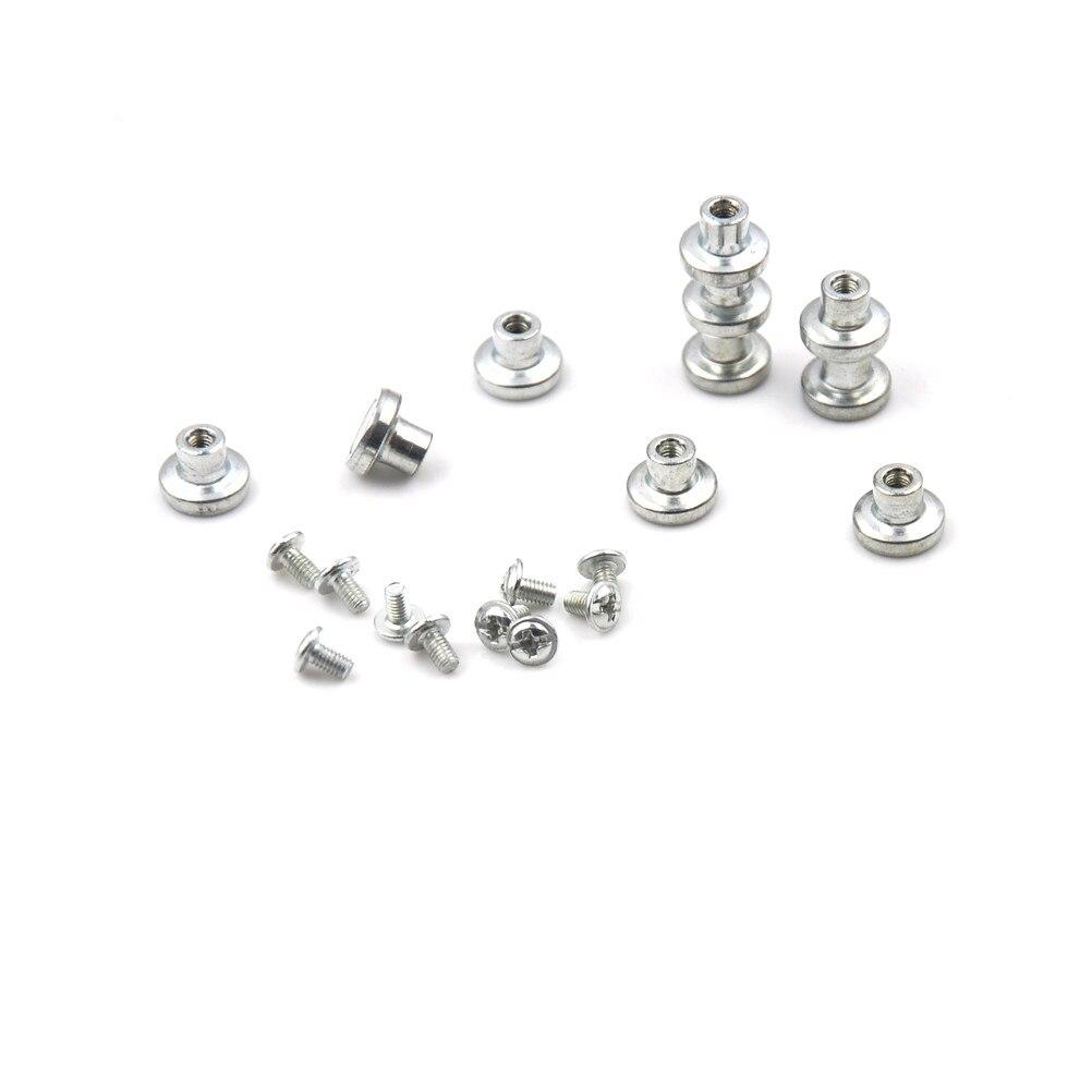 10PCS Für Lampe Montage. für Led-deckenleuchte Pcb Platte Fix Auf Wände M3 H8-10 Mm Magnetische Schraube Für Led Licht, Magnet Kits