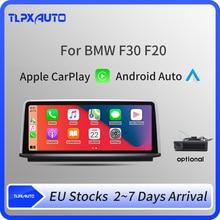 Draadloze Carplay Android Auto Multimedia Scherm Voor Bmw Serie 1 2 3 4 F20 F21 F22 F30 F31 f32 F33 F34 F36 Head Unit