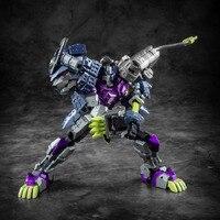 Transformation de l'usine de fer IF EX-45M OP, Mini guerrier de poche, figurines d'action, Robot jouets