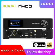 Decodificador SMSL M400 MQA DAC AK4499 aptx-hd Full equilibrado Bluetooth5.0 DSD(China)