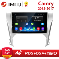 For Toyota Camry 8 50 55 2012 2017 Android 8.1 2 Din Car Radio 2G+32G coche players Navigation GPS Head Unit RDS Tuner 2din
