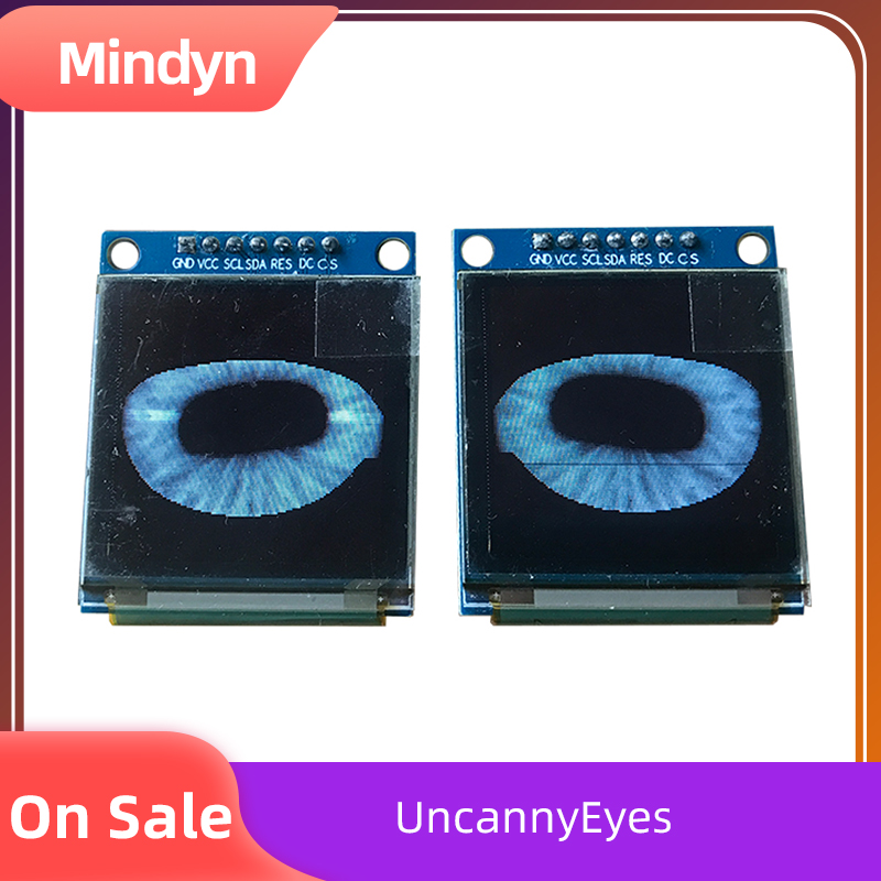 Goat's Eyes Electronic Blink Module Bar Halloween Children's Toys Fun Decoration Wearable Dress Up